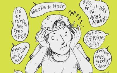 In de kijker: nieuw EFT-boek: 'Heftig!'