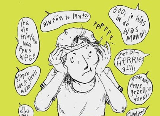 In de kijker: EFT-boek voor jongeren: 'Heftig!'