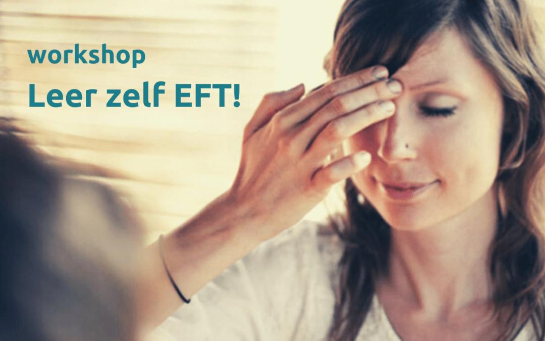 maandelijkse avondworkshop LEER ZELF EFT!